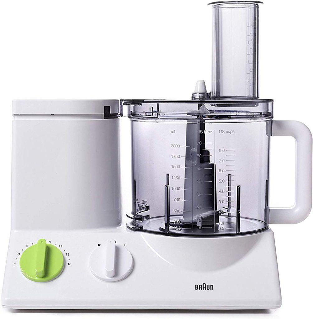 Braun FP3020 12-Cup Robot da Cucina, miglior robot da cucina