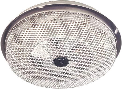 termoconvettore a parete per bagno