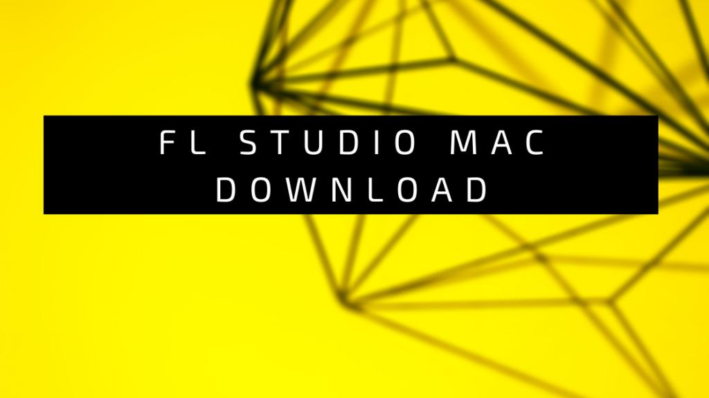 fl studio mac download